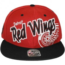 Casquette Snapback 47 Brand - Underglow - Detroit Red Wings