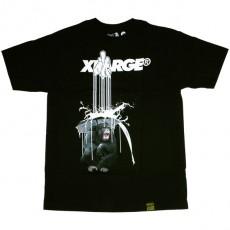 T-shirt Dissizit - XLA Pours - Black