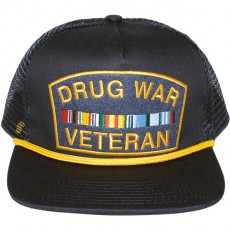 Casquette Snapback Rocksmith - Drug On War snapback - Navy