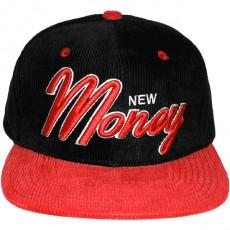 Casquette Snapback Rocksmith - New Money snapback - Black