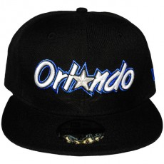 Casquette Fitted New Era - 59Fifty NBA Basic Collection - Orlando Magic - Black