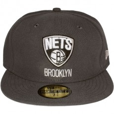 Casquette Fitted New Era - 59Fifty NBA Team Basic - Brooklyn Nets