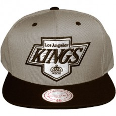Casquette Snapback Mitchell & Ness - NHL Arch Undervisor - Los Angeles Kings