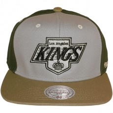 Casquette Snapback Mitchell & Ness - NHL Clay - Los Angeles Kings