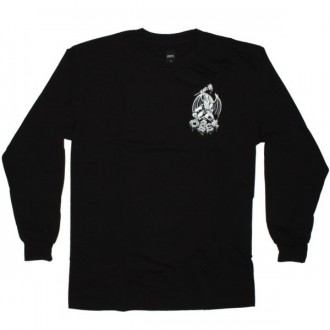 OBEY Basic Longsleeve - Obey Dragon - Black