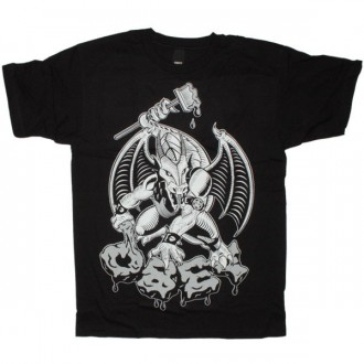OBEY T-shirt - Obey Dragon - Black