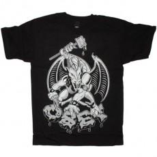 OBEY T-shirt - Obey Dragon - Black