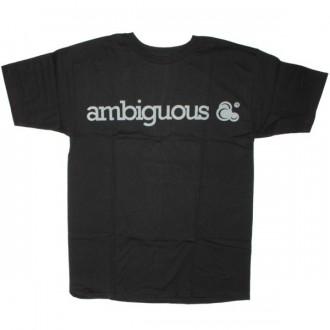 Ambiguous T-shirt - Basic Tee - Black