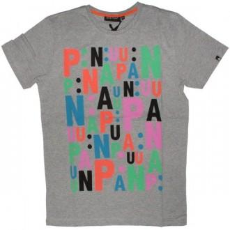 PA:NUU T-shirt - Dario - Grey