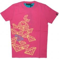 PA:NUU T-shirt - Dax Tee - Pink