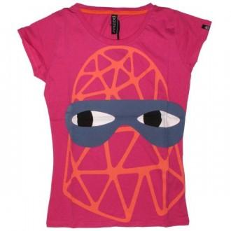 PA:NUU Lady T-shirt - Dorit Tee - Pink