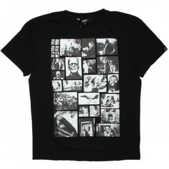 Qhuit T-Shirt - The very best of - Black
