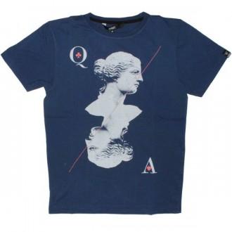 Qhuit T-Shirt - Venus - Blue