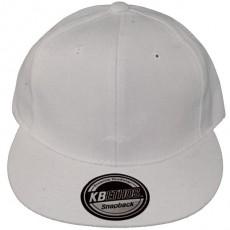 Casquette Snapback KB Ethos - Unie blanche