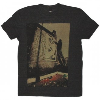 OBEY Limited Series T-Shirt - Heather Onyx Bombs Away 03