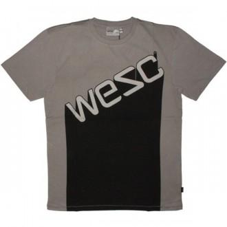 WESC T-shirt - Limestone Block Shadow