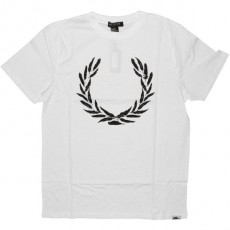 ATTICUS T-Shirt - White Wreath