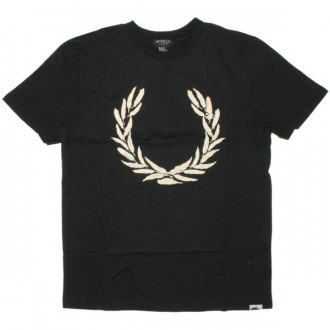 ATTICUS T-Shirt - Black Wreath