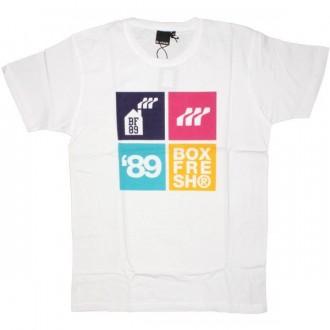 Boxfresh T-shirt - White Lac